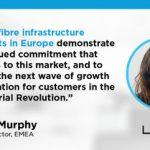 Lumen amplía su red de fibra en Europa