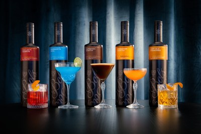 The Bols Ready to Enjoy 700ml bottles will be available in the Netherlands (€ 19,99).