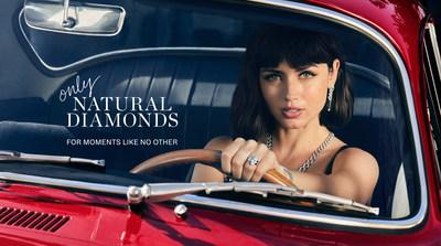 Ana de Armas returns as Natural Diamond Council's global ambassador for the new 'Love Life' campaign.