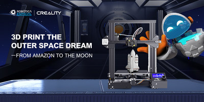 Creality Taking Part In The Space Robotics Project Press Conference